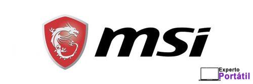 marca portatil msi