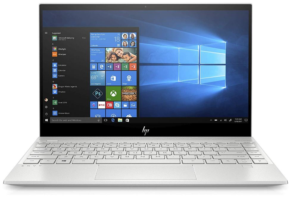HP Envy 13-aq0005ns